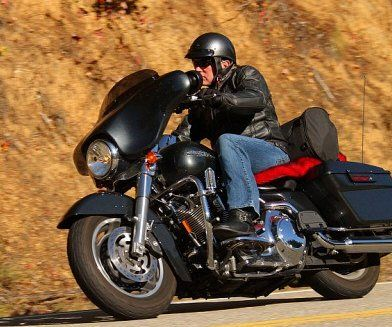Motorcycle Touring Tips