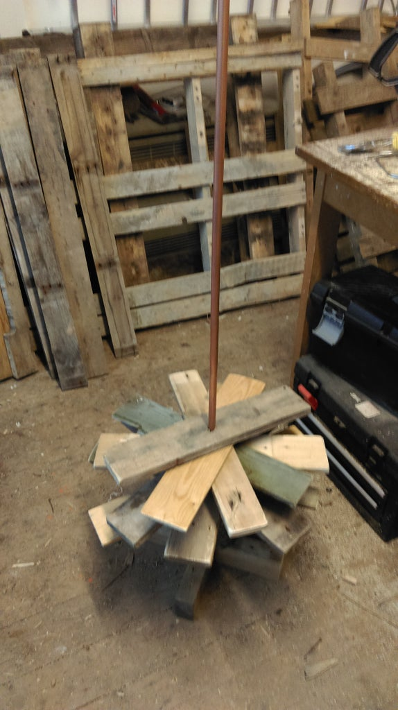 Assembly of Tree