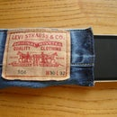 Denim Gadget Case