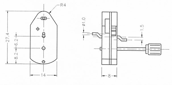 Windup Motor