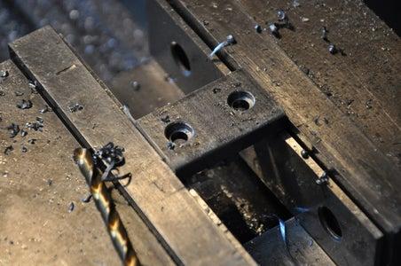Machining the Tool Holder