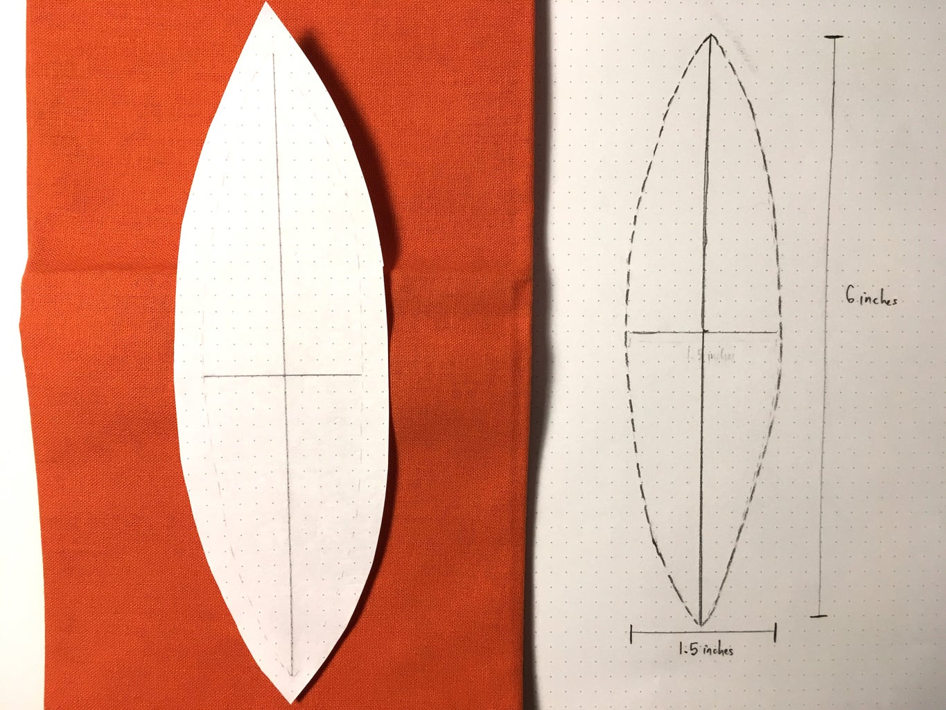 Measuring the Sphere & Making a Template