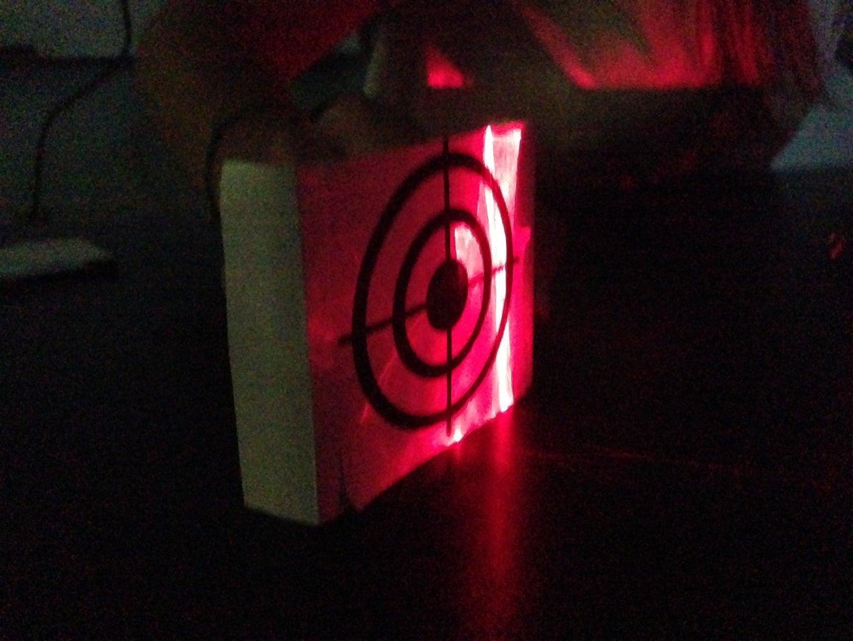 Making Laser Mazes!