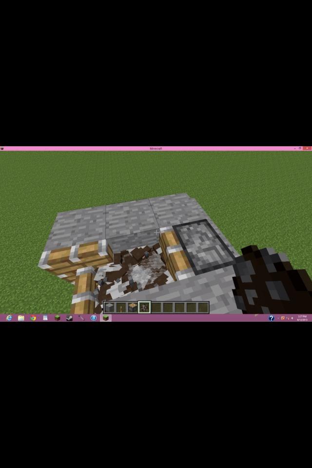 Minecraft Cow Launcher