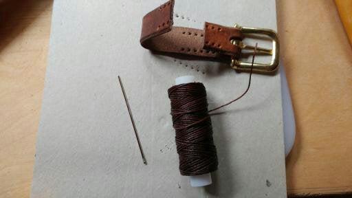Adding the Straps