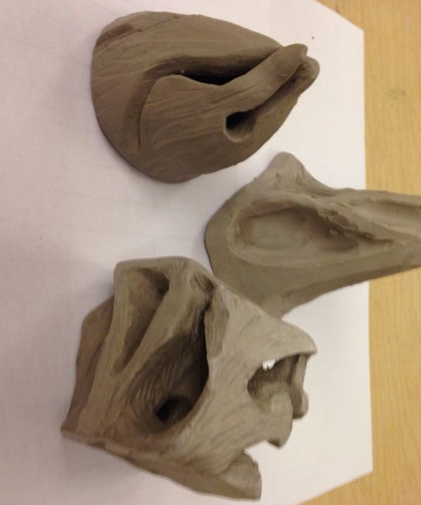 How to Make a Mini 3D Clay Sculpture