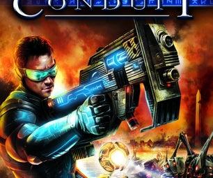 The Conduit Knex Guns