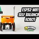 DIY ESP32 Wifi Self Balancing Robot - B-Robot ESP32 Arduino Programing