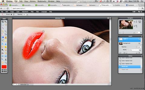Just Bitten Lips