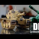 DIY Cardboard Tank V2