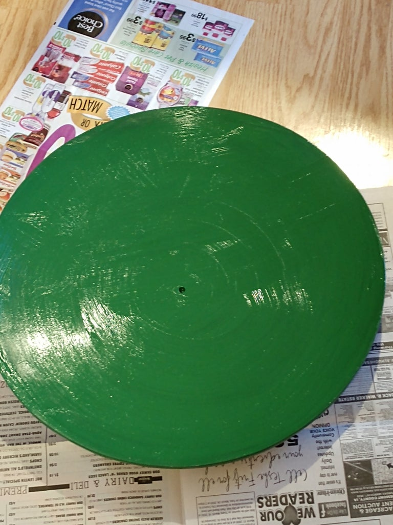 Painting Your Plate