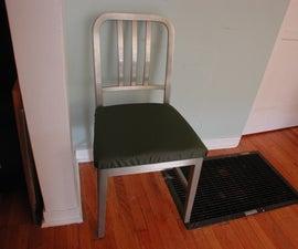 Restoring Emeco Aluminum Chairs
