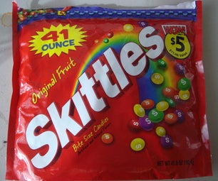 Skittles Cereal