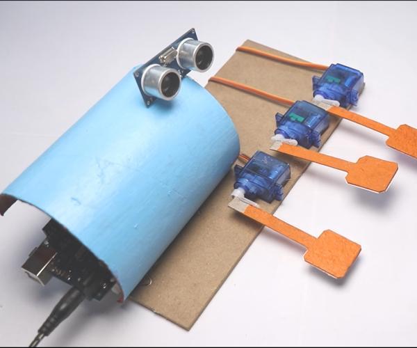 Arduino Rock Paper Scissors Game