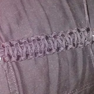 Paracord Keychain, Survival Keychain With Carabiner