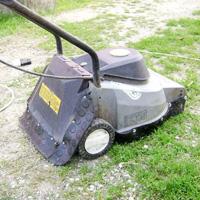 Transform a Lawnmower