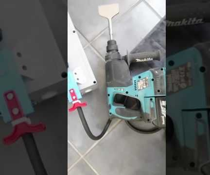 18v Makita LXT Power Pack - Cordless to Corded Conversion