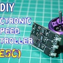 Made Your Own ESC Brusless Motor   STM32f030