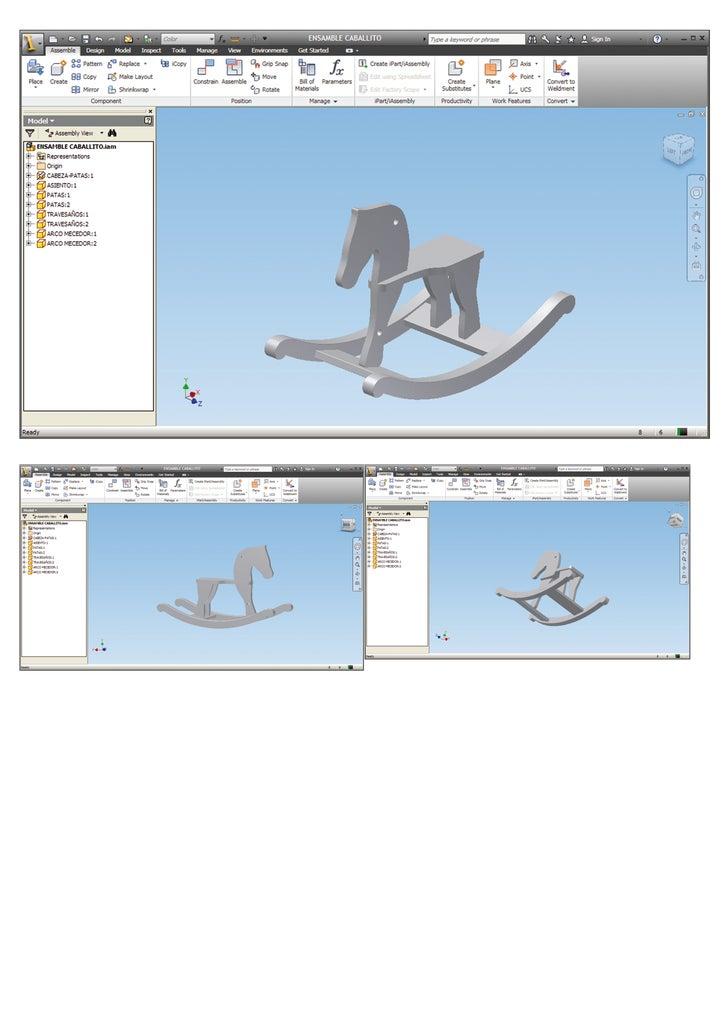 Modeling in Autodesk Inventor
