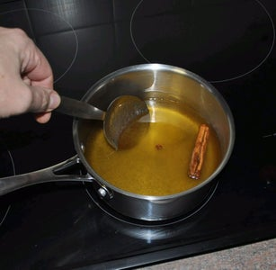 Making the Syrup