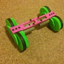 Simple 3D Printed Chassis