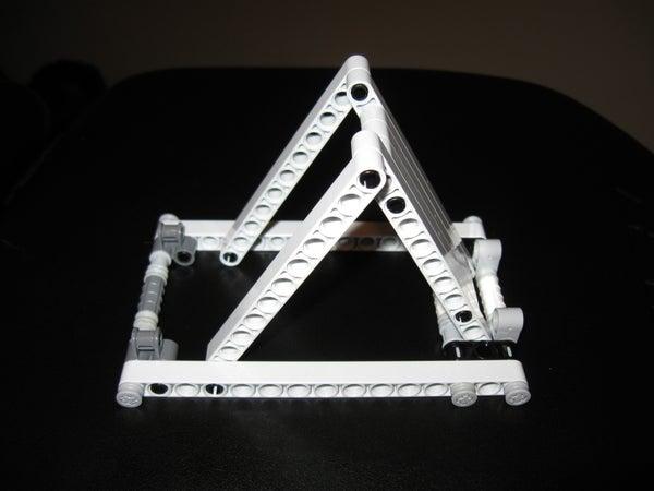 Portable LEGO IPad Stand