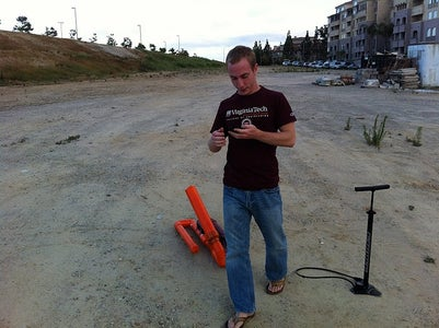 Android-Controlled Pneumatic Cannon Powered by Arduino