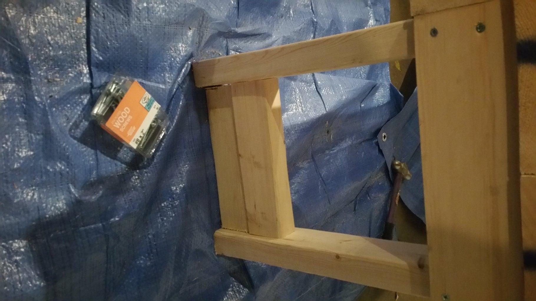 Installing Leg Supports