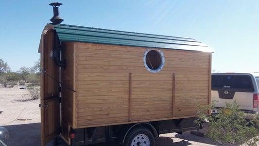 Gypsy Wagon Building