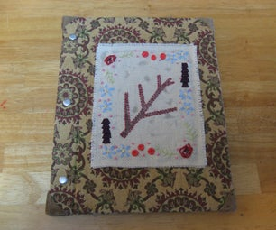 Faux Bound Book