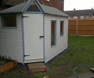 Wendy House Fit for a Princess!