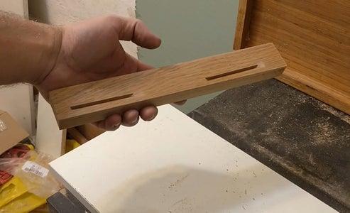 Making the Left Side Frame Piece