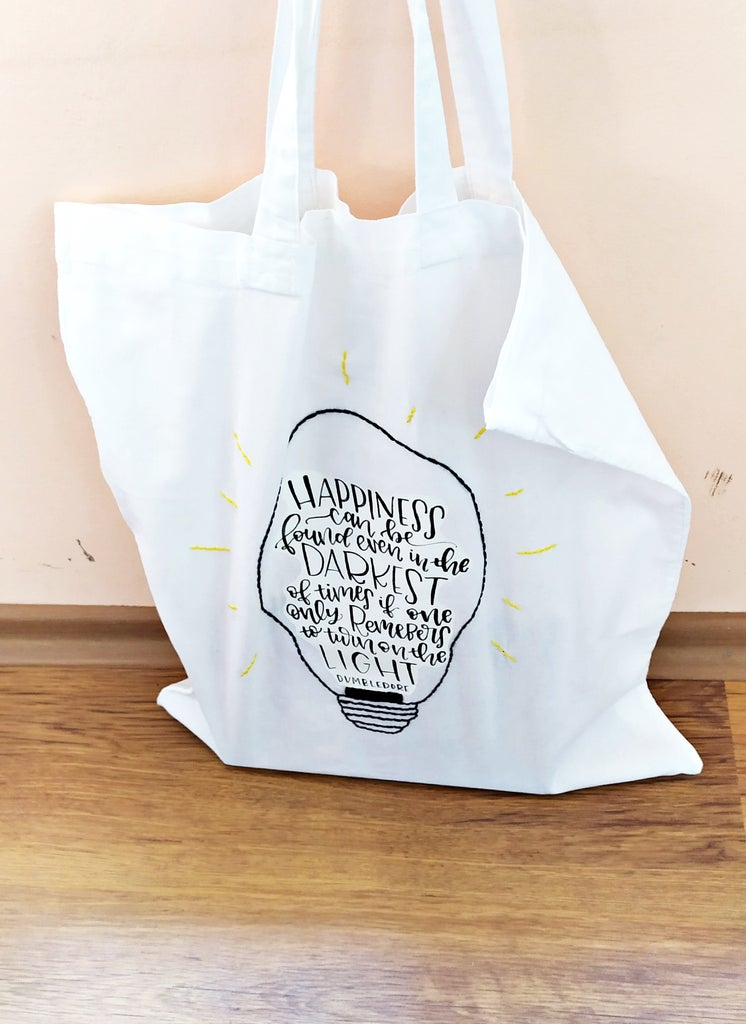 Rock Your Magical Tote Bag!