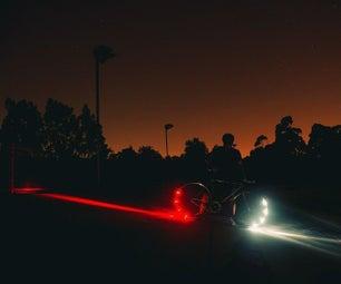 Sistema Iluminacion Bicicleta- Dimano + Cargador Batery