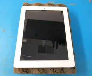 iPad3/iPad4数字化仪的更换