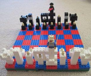 Lego Chess Set!!