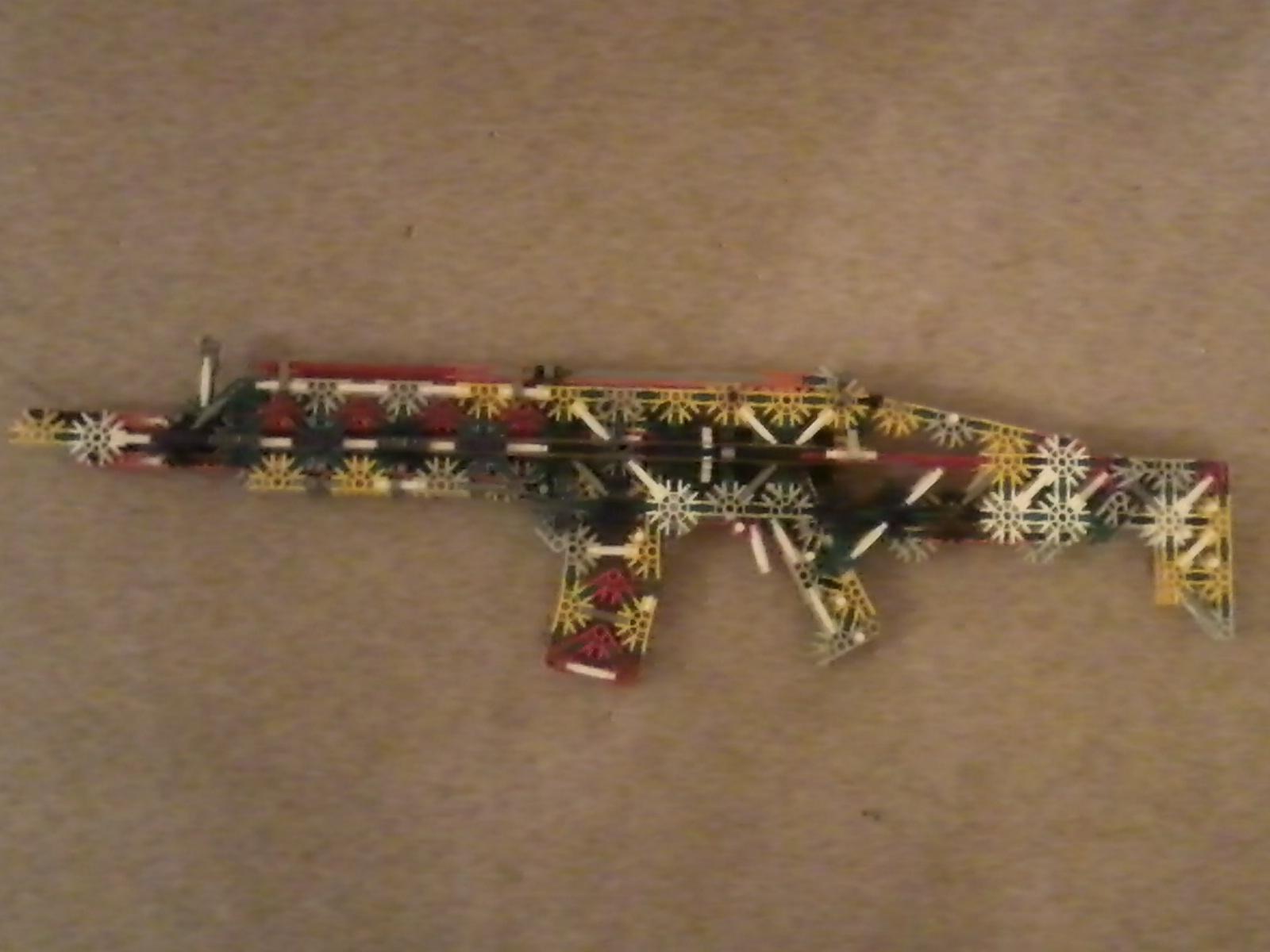 FN Heckler Mk.416 SCAR-L