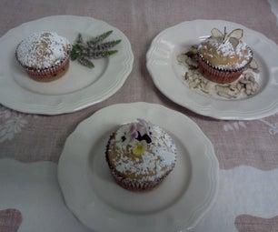 Apricot & Almond Cupcakes