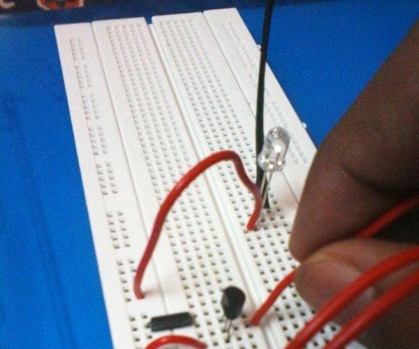 LinkitONE Temperature  Sensor