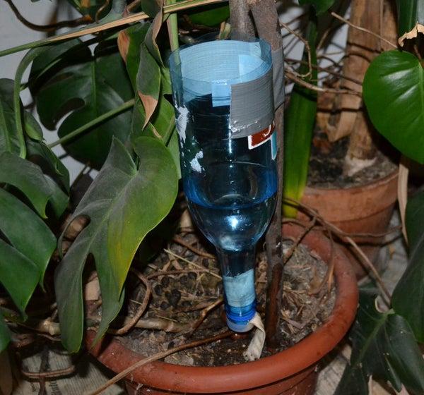 ♻ DIY DRIP WATERING SYSTEM (adjustable) ♻