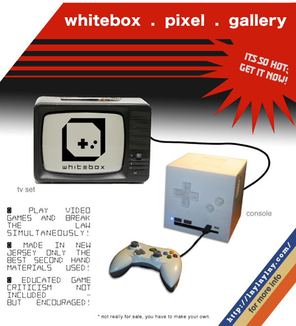 whitebox pixel gallery