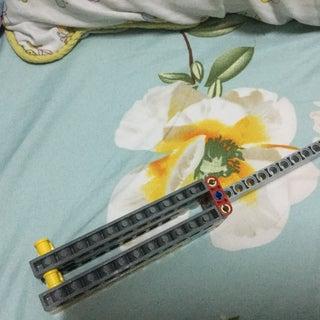 LEGO Butterfly Knife