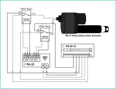 Reference the Wiring Diagram