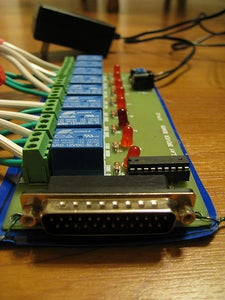 About the Relay Board