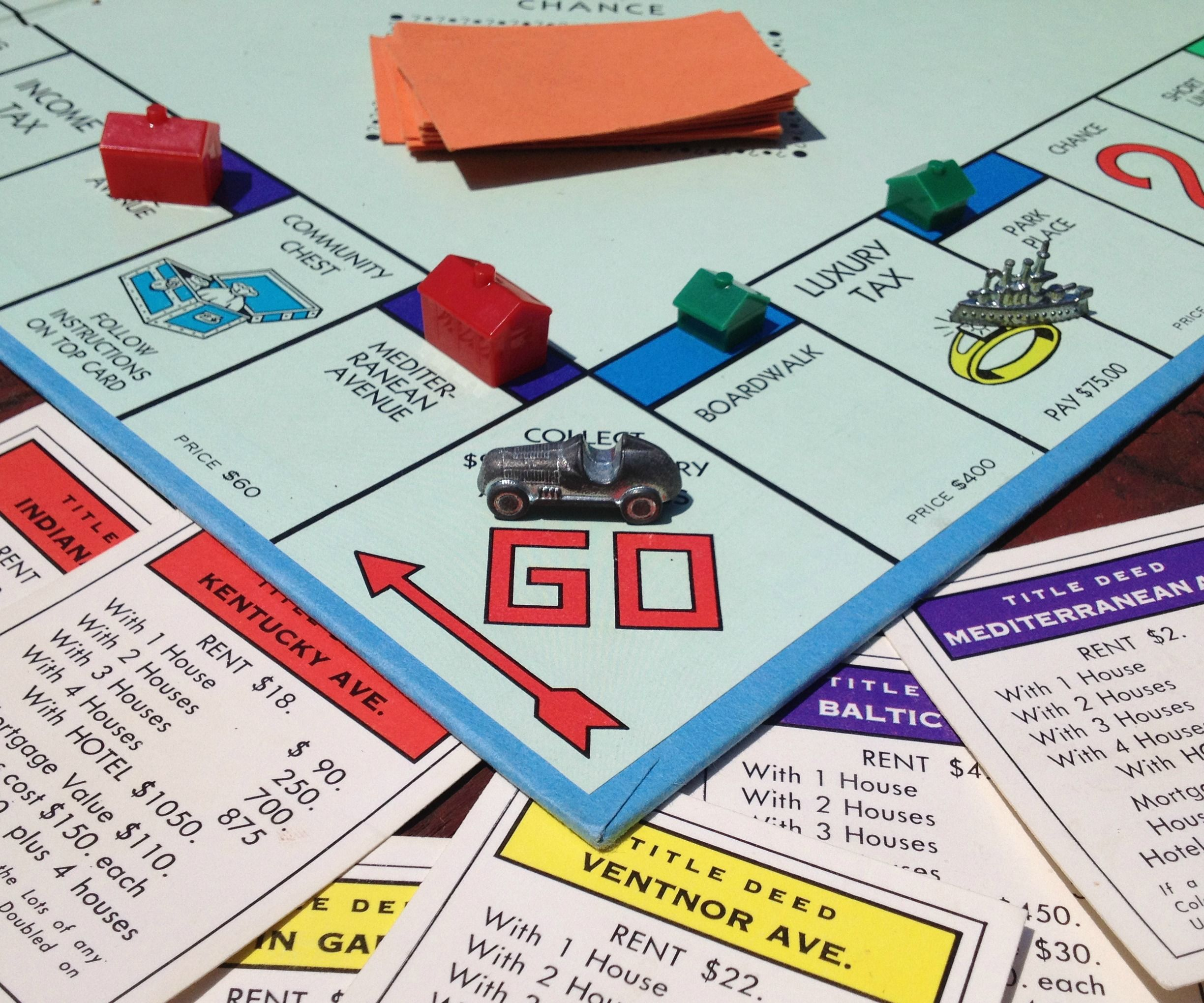 Monopoly Strategy- How to Win Monopoly (VIDEO)