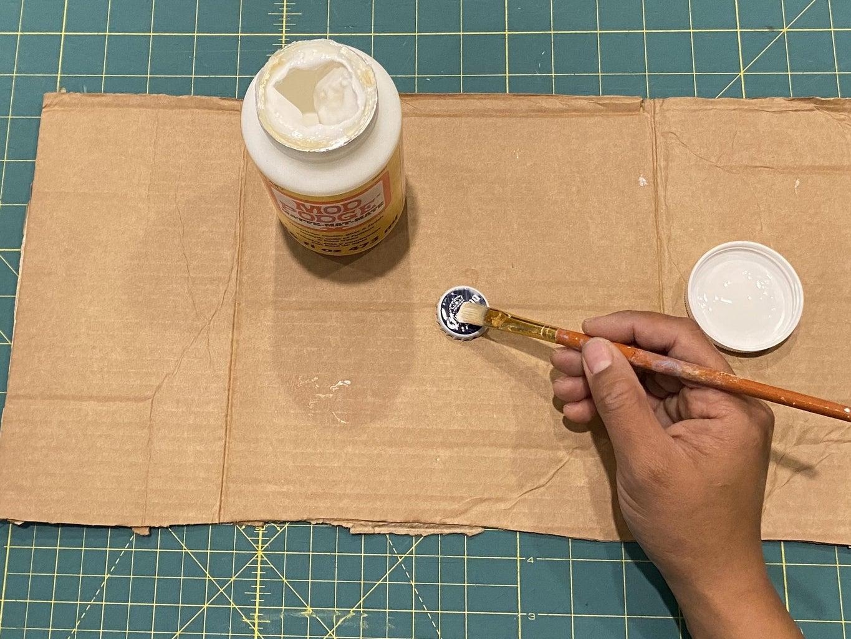 Prep Bottle Cap Surface