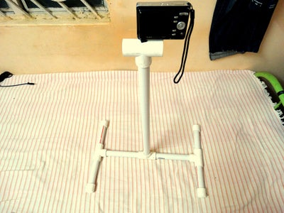 After Which You Get This Type of Camera Mount Stand
