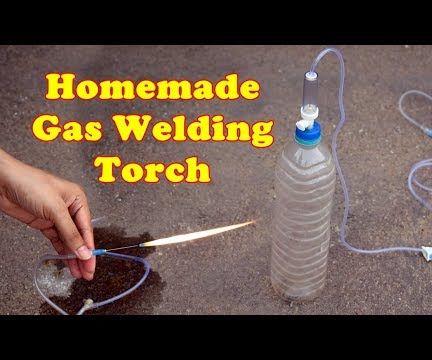 Homemade Gas Welding Torch