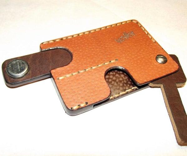 Keyllet - Wallet and Key Case (Кредитница С Ключами)