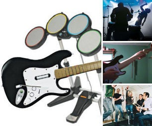 Rock Band Hacks